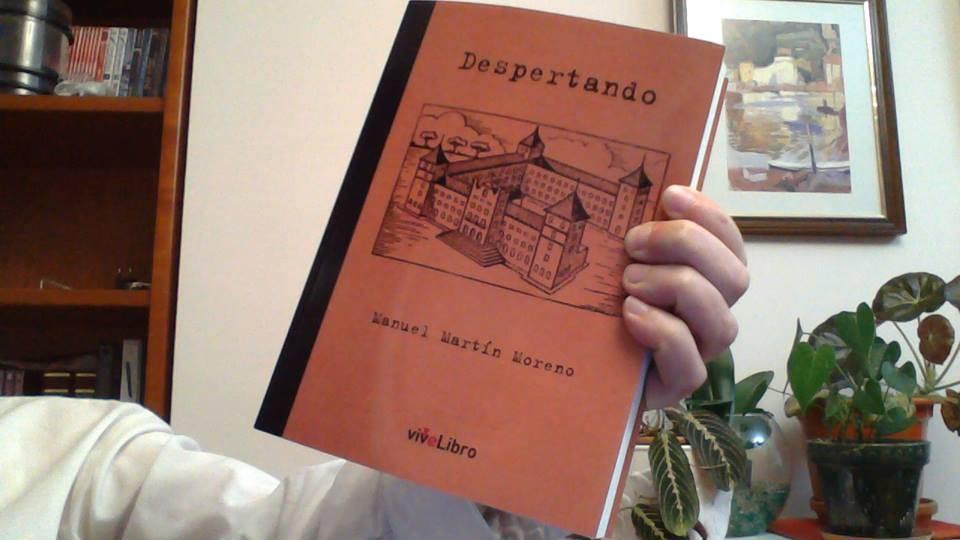 Manuel Moreno, antiguo profesor del CRA Eusebia Palomino, publica su propio libro