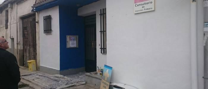 pintando consultorio medico