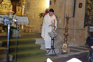 Vigilia Pascual muy familiar en Cantalpino