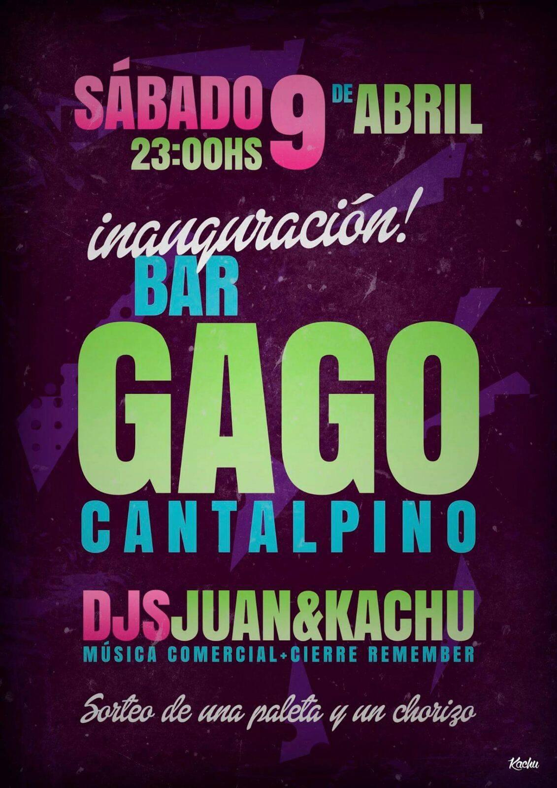 El 'Bar Gago' empieza con fuerza