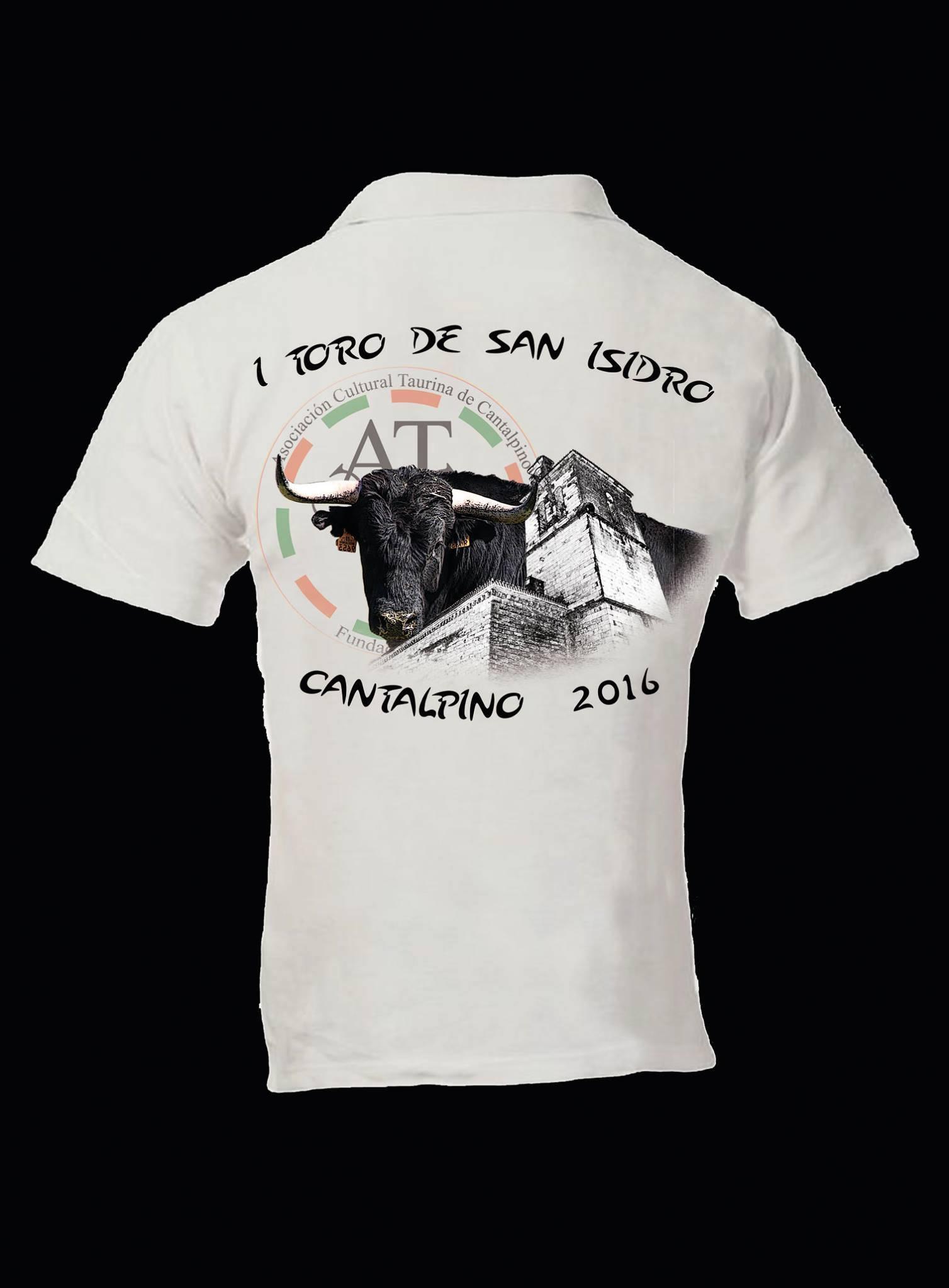 La Asociación Cultural Taurina de Cantalpino abre una votacion en las redes sociales para elegir la nueva camiseta