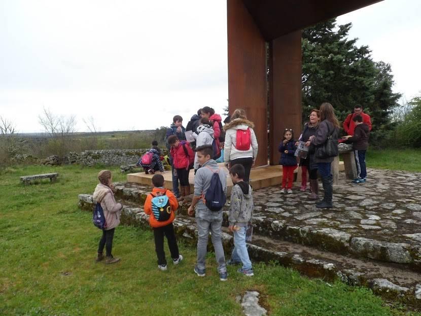 Excursion A Yecla de Yeltes CRA Eusebia Palomino