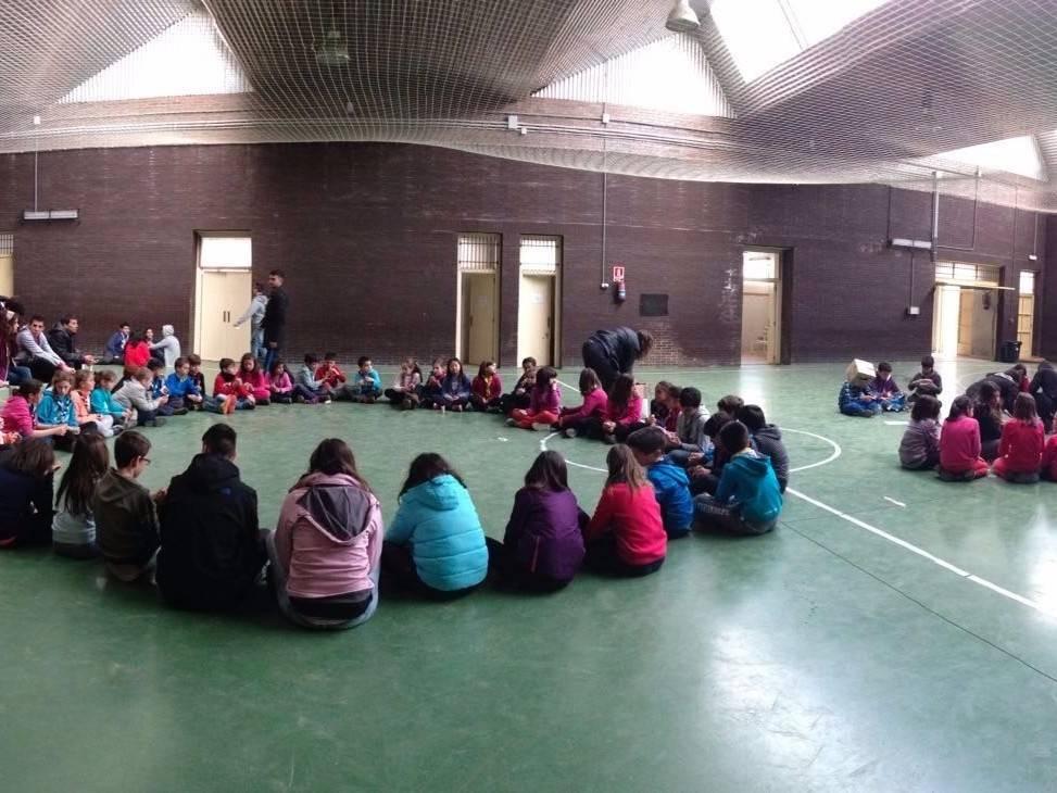Movimiento Scout Católico en Cantalpino