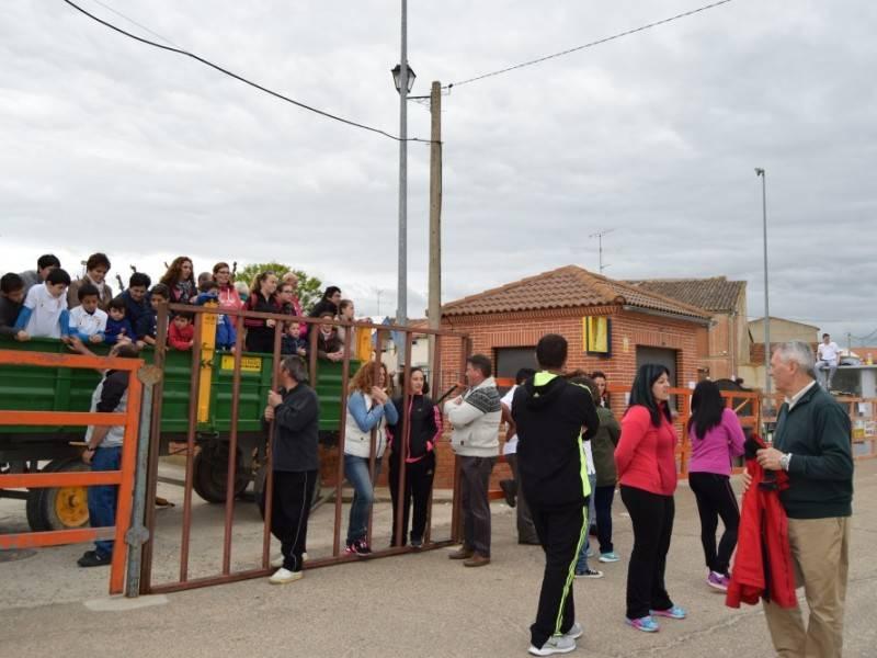 Buen ambiente en San Isidro 2016