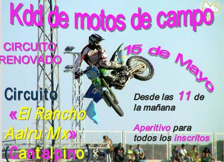KDD de motos de campo en Cantalpino