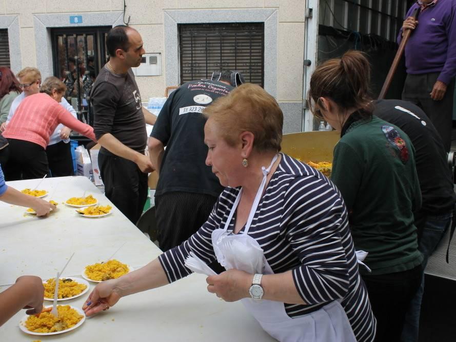 paella san isidro 2016