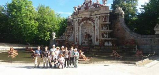 Excursion a Segovia mujeres junio