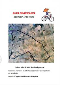 ruta-bicicleta-cantalpino