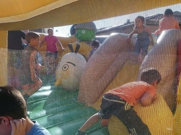 juegos niños julio
