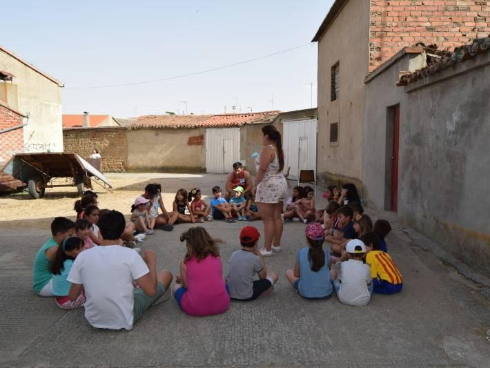 campamento Sor Eusebia 2016 inicio