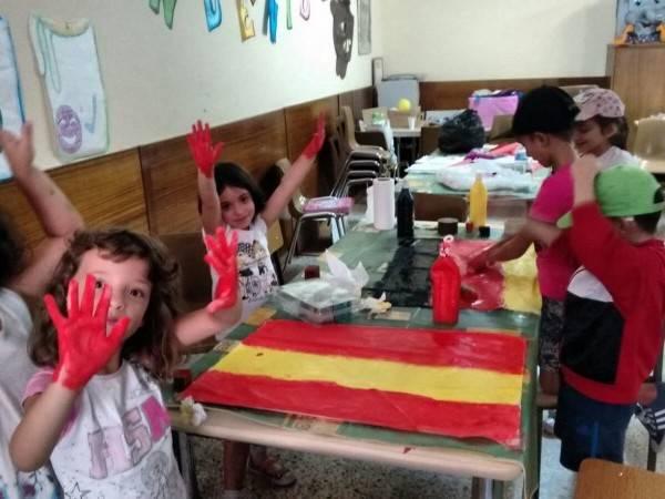 Campamento Sor Eusebia 2016