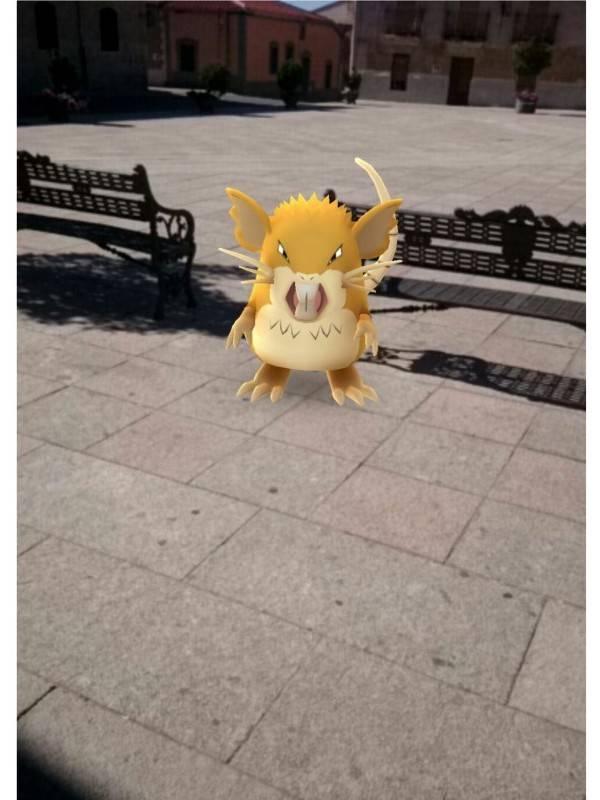 Pokemon Go Cantalpino