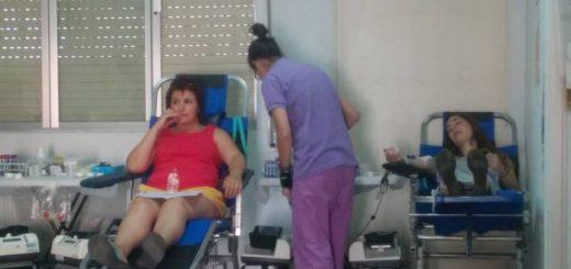 Donación sangre agosto 2016