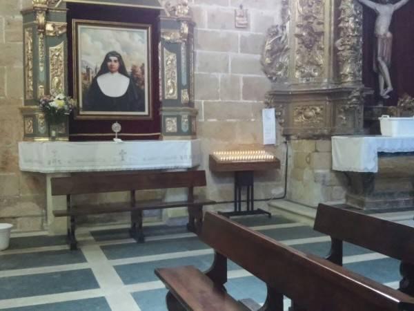goteras iglesia