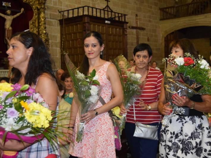 ofrenda floral 2016