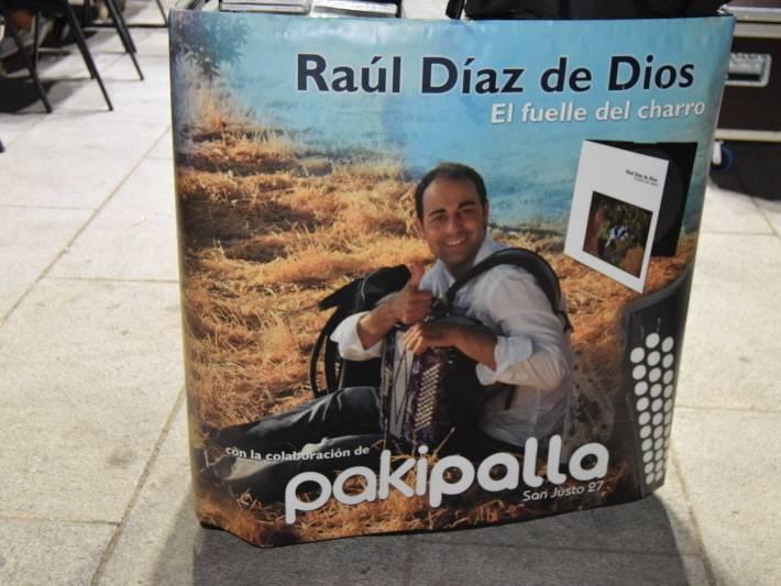 Raúl Diaz agosto 2016