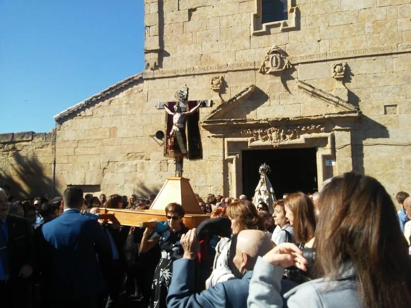 Cristo hornillos 2016
