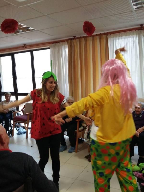 Carnaval residencia