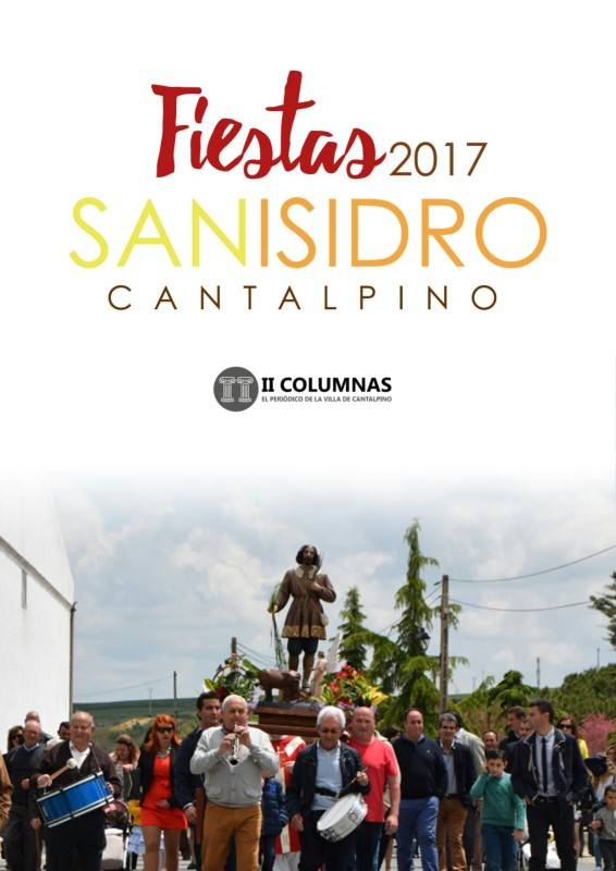 cartel fiestas san isidro 2017