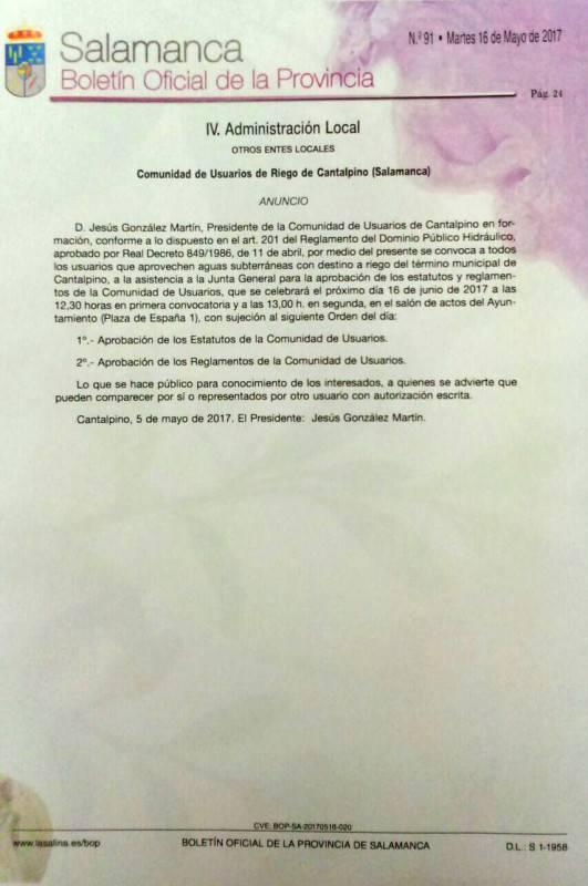 APROBACION ESTATUTOS RIEGO 1