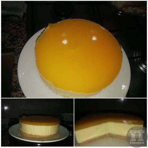 Jesus Prado Inigo - Tarta de queso y naranja